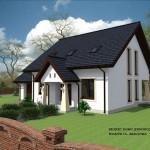 Projekty domów jednorodzinnych Namysłów